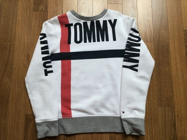 Tommy hilfiger bluza roz. 140