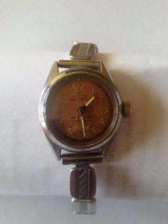 Zegarek damski naręczny Lansia Fond Acier Inoxydable Oryginał