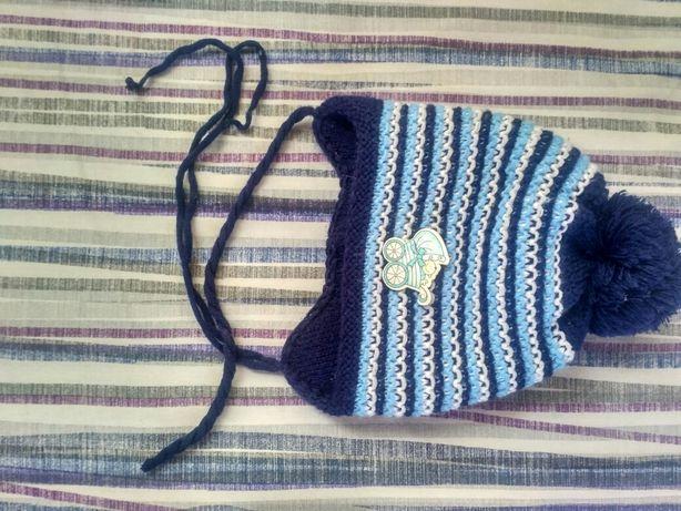 4 теплые шапочки за 50