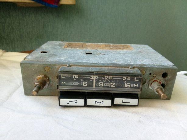 Zabytkowe radio Blaupunkt lata 50 / 60