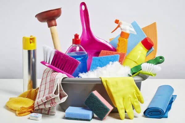 Limpezas escritorios predios e pos obras