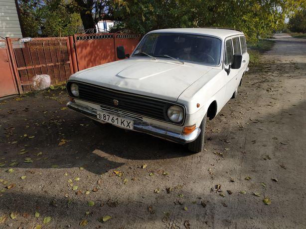 ГАЗ 2402 на газу.Обмін.