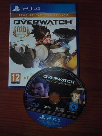 Jogo PS4 Overwatch (GOTY Edition)