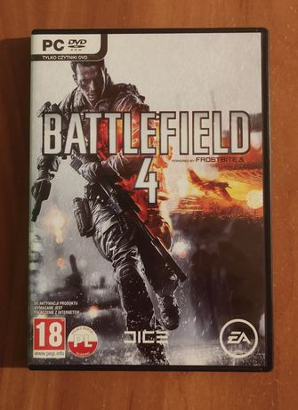 Gra Battlefield 4 na  PC