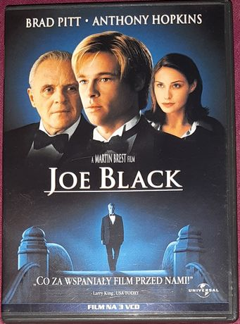 VCD Joe Black film na trzech płytach
