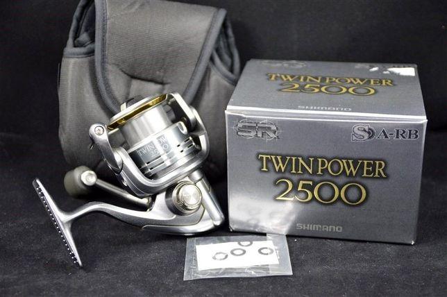 08 Shimano Twin Power 2500 JAPAN-IGŁA tzw.leżak