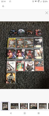 Gry ps3 PlayStation 3 GTA call of duty the last of us i inne