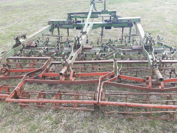 Agregat przedsiewny Niska stopa hydraulicznie składany 330