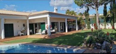 Moradia (5 suites) de férias Algarve Albufeira com piscina privada