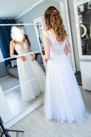 Suknia ślubna 34/36 prod. Afrodyta