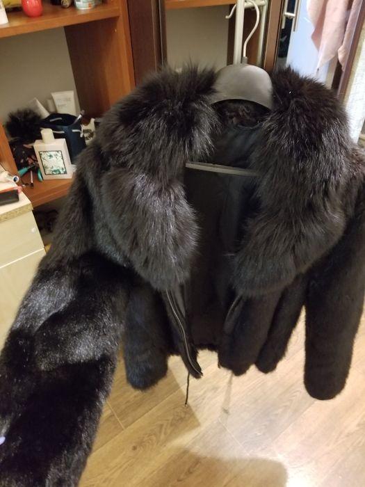 Шубка шуба натуральная куртка пуховик Киев - изображение 1