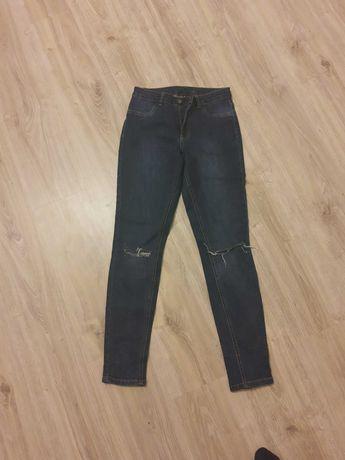 Spodnie jeansy Calzedonia