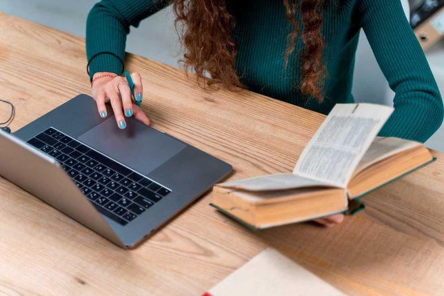Redakcja i korekta tekstów (prace naukowe, książki, blogi)