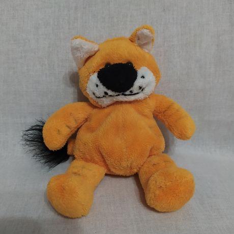 Тигр тигрëнок мягкая игрушка