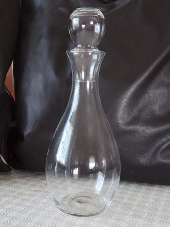 Licoreira de vidro