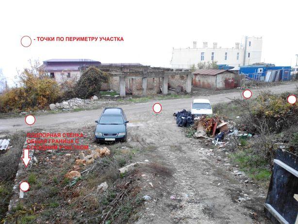 Земельный участок в центре г. Ялты, Крым под коттеджное строительство