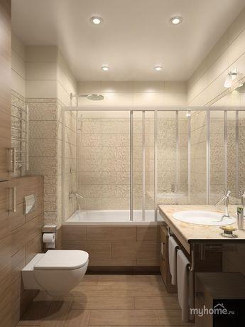 Ремонт  ванної кімнати під ключ