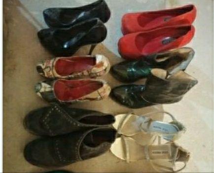 Отдам обувь в хорошем состоянии