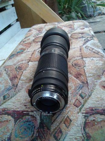 Объектив Tokina AT-X AF 100-300mm 1:4 Internal Focus for Nikon