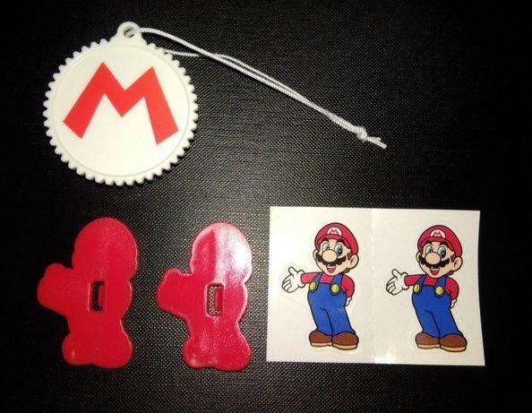 Figuras kinder da Nintendo