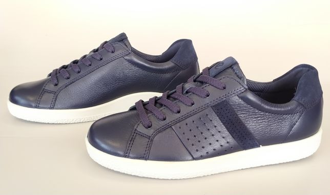 Sneakersy  ECCO Soft 1 W. Кросівки .Шкіра.Оригінал.Розмір 37. 39 Весна