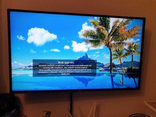 LG 43UK6300MLB 4K UHD Smart TV HDR AI TV ze sztuczną inteligencją