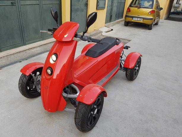 Moto 4 JetFlyer