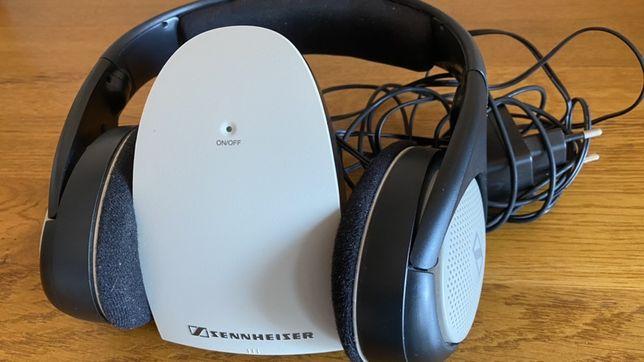 Słuchawki bezprzewodowe Sennheiser RS 110 II STAN IDEALNY