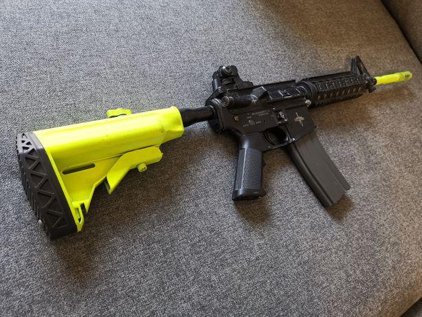 Réplica arma M4 de Airsoft Full Metal custom