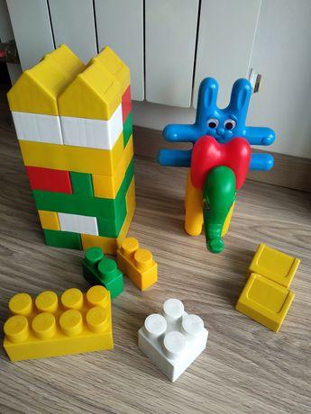 Конструктор Лего пластиковый Орион Зоопарк 35 деталей