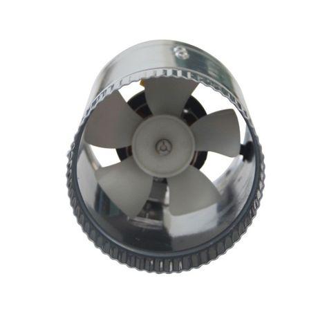 Недорогой канальный осевой вентилятор WB-V 100 на приток, вытяжку