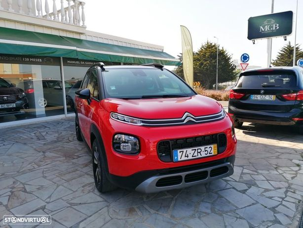 Citroën C3 aircross 1.5 BlueHDi Shine S&S