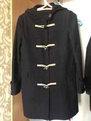 Пальто шерстяное Massimo Dutti