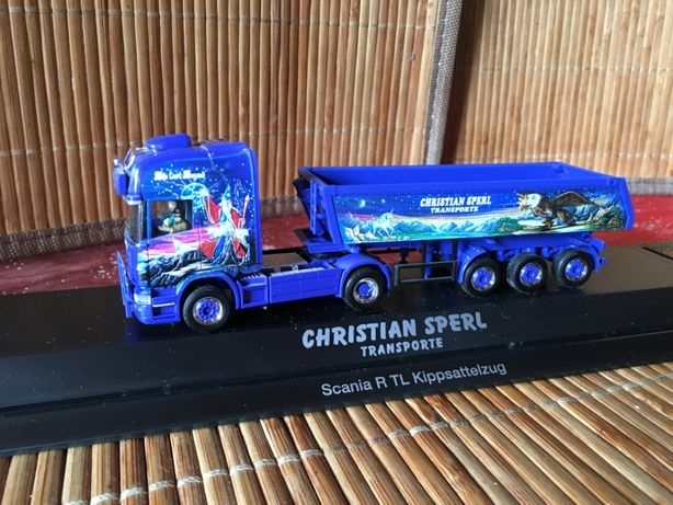 Scania 1:87 Herpa Sperl