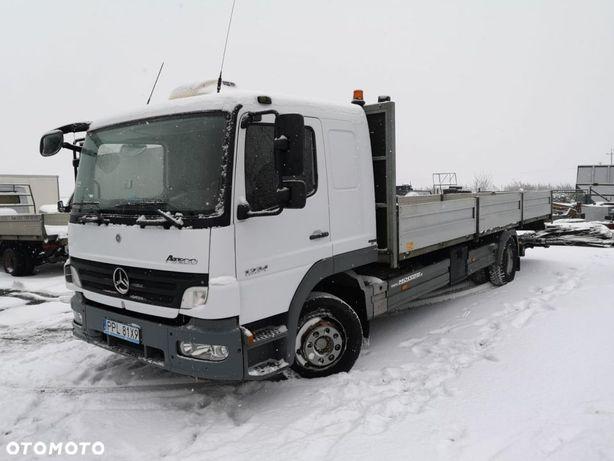 Mercedes-Benz Atego 1224  Mercedes Atego 1224 ładny
