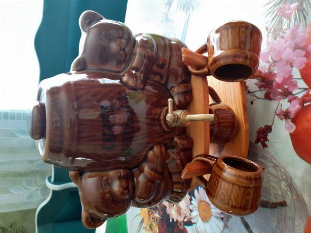 Посуда для медовухи