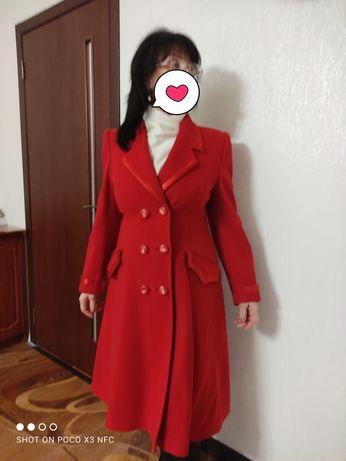 Пальто кашемир, размер 46-48
