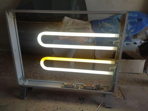 Рекламна світлова вивіска світлова реклама
