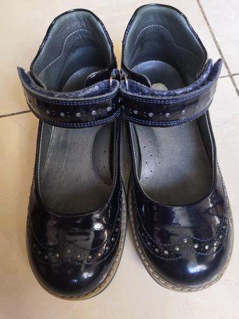 Ортопедические туфли Theo Leo.