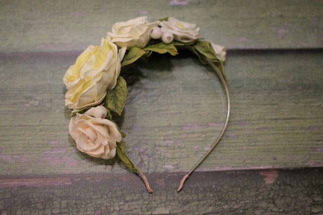 Для костюма Цветочка, Розы, Цветочной феи, Цветка корона, обруч