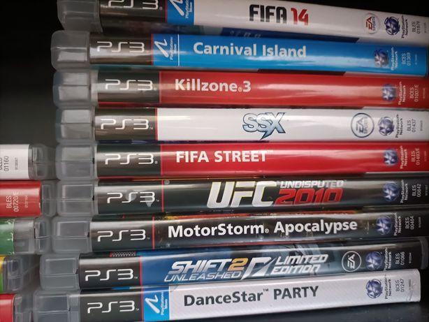 PlayStation 3 320g  2 comandos 26 jogos