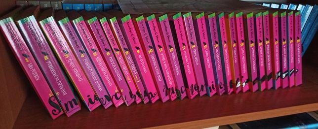 Seria książek Śmierć na życzenie Carolyn G. Hart