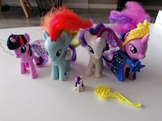 Kucyki My Little Pony zestaw