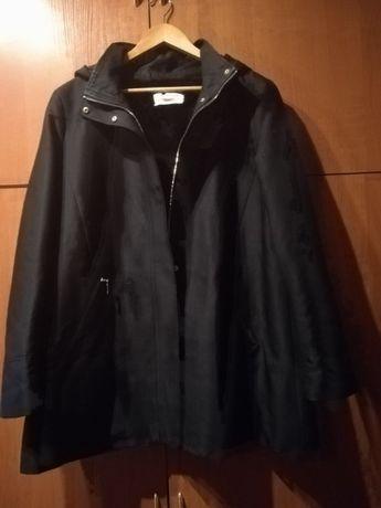 Stylowa i ciepła damska kurtka z nieodpinanym kapturem -nowa cena
