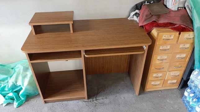 Biurko jak nowe szkolne biurowe