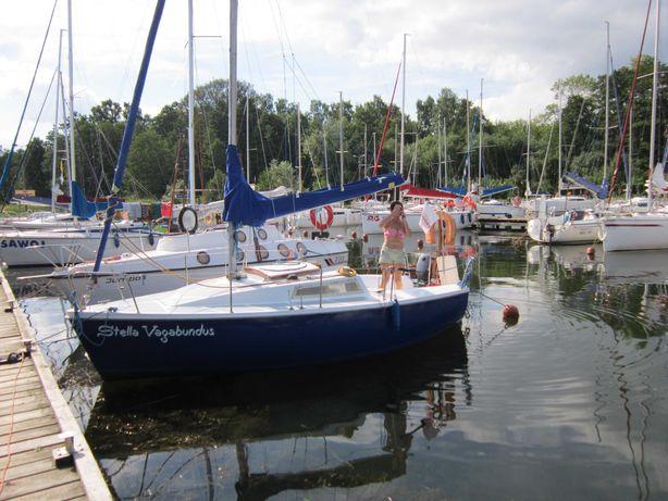Jacht klasy Micro Białystok/Giżycko rezerwacja zaliczką kupna po 08.08