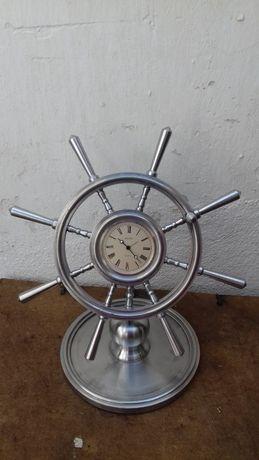 Relógio Roda de Leme em Inox - Marca Seiko