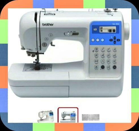 Компьютерезованная швейная машина brother ML900,бразер швейная машина