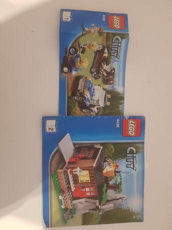 Lego City 4438 Policja