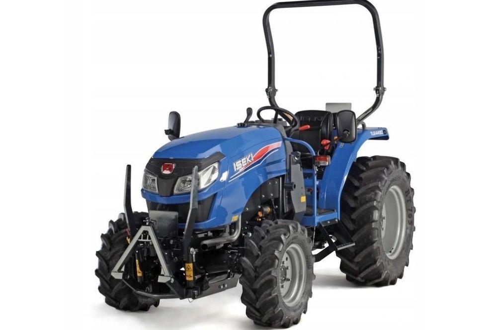 Traktor ISEKI TLE 4490 AL - Baras Świnice Warckie - image 1